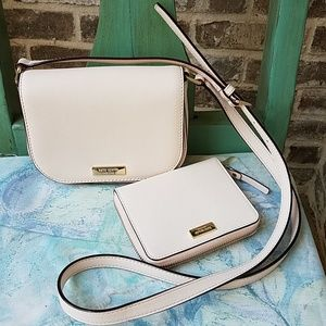NWOT!! Kate Spade Laurel Way Crossbody w/Wallet
